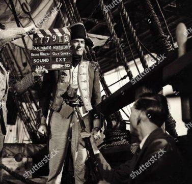 """""""El Hidalgo de los mares""""(Captain Horatio Hornblower, 1951)"""