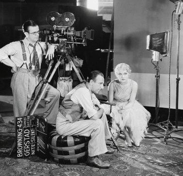 """""""La decimotercera silla""""1929 de Tod Browning"""