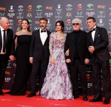 Ganadores Goya 2020
