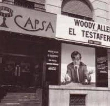 Cine-teatro Capsa