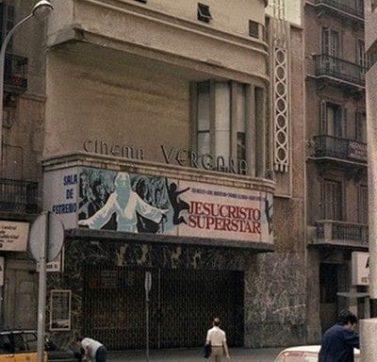 El Cine Vergara