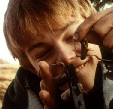 A Leo Di Caprio en su cumple