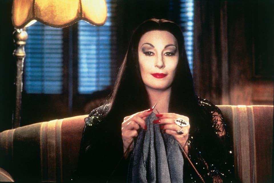 You are currently viewing A Anjelica Huston