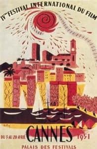 Read more about the article Carteles del Festival de Cannes 1951