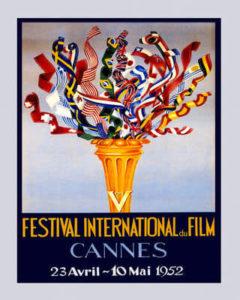 Read more about the article Carteles del Festival de Cannes 1952