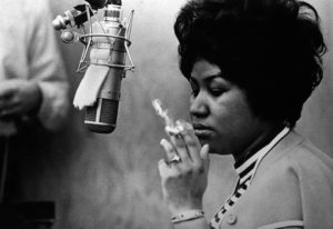 Read more about the article A Aretha Franklin.