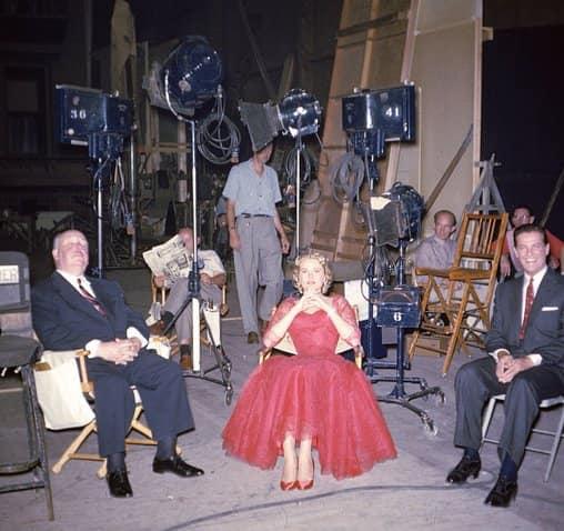 Alfred Hitchcock: Grace Kelly: Robert Cummings