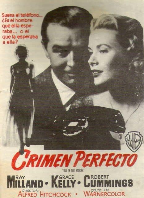 Crimen Perfecto cartel