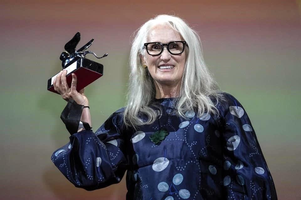 Jane Champion, Premio a la mejor dirección por El poder del perro