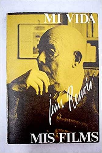 Magnífico libro de memorias de Jean Renoir .