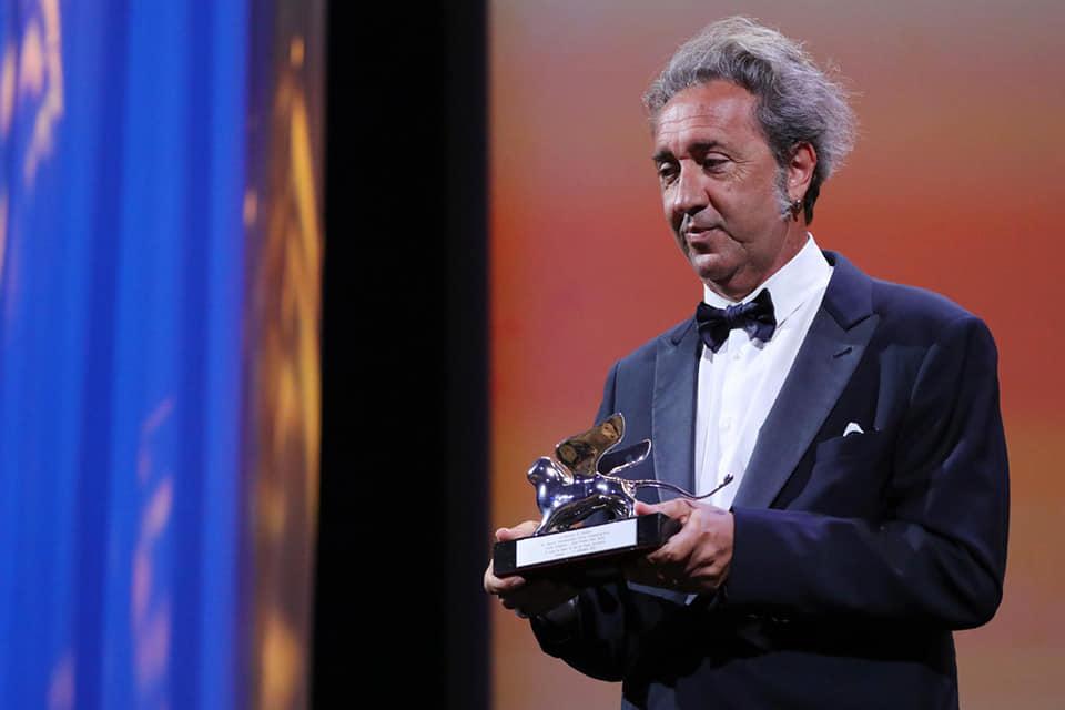Paolo Sorrentino , Premio Especial del Jurado .