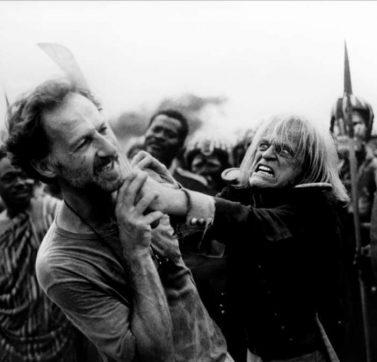 A Werner Herzog .